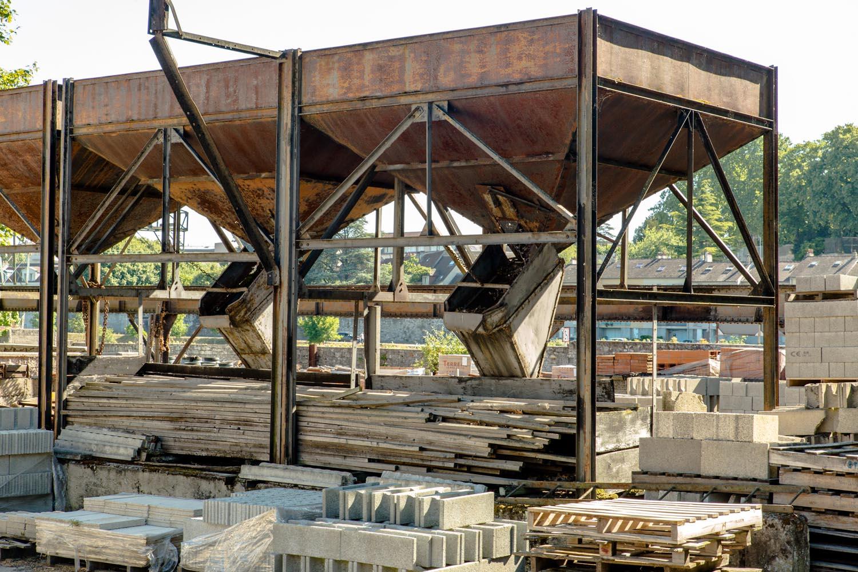 Soci t p ru fioul mat riaux chemin es ramonage - Livraison materiaux de construction ...